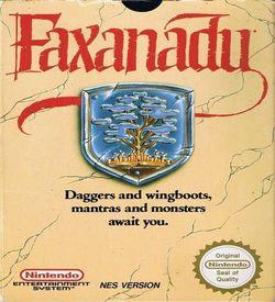 Faxanadu [T-German1.2_GTrans] ROM