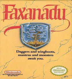 Faxanadu [T-Port] ROM