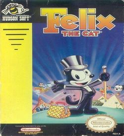 Felix The Cat ROM