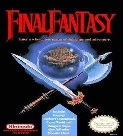 Final Fantasy [T-French] ROM
