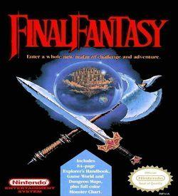 Final Fantasy [T-Port] ROM