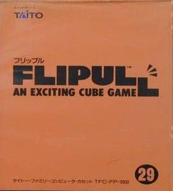Flipull - An Exciting Cube Game ROM