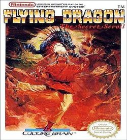 Flying Dragon - The Secret Scroll ROM