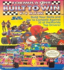 Formula One Built To Win ROM
