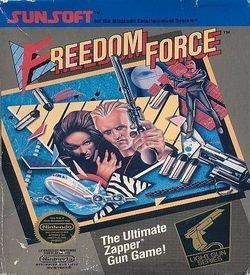 Freedom Force ROM