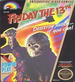 Friday The 13th ROM