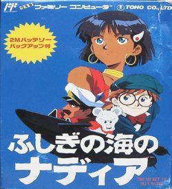 Fushigi No Umi No Nadia [T-Eng_J2E] ROM