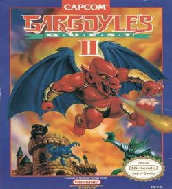 Gargoyle's Quest 2 - The Demon Darkness ROM