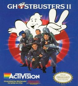 Ghostbusters 2 ROM