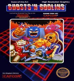 Ghosts'n Goblins ROM