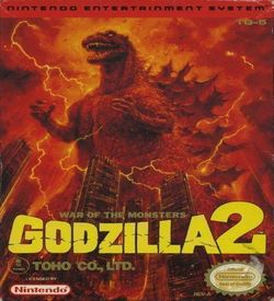 Godzilla 2 - War Of The Monsters ROM