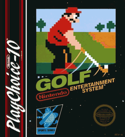 Golf (PC10) ROM