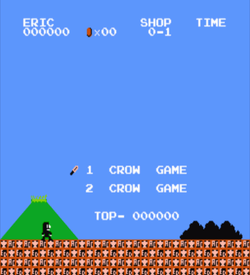 Gothic Mario Bros (SMB1 Hack) ROM