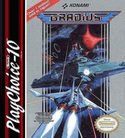Gradius (PC10) ROM