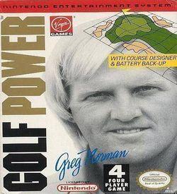 Greg Norman's Golf Power ROM