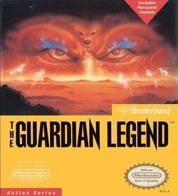 Guardian Legend, The ROM