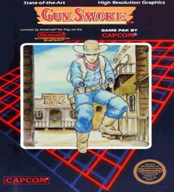 Gun Smoke [T-Swed_Partial] ROM