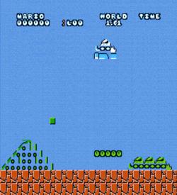 Happy Mario V1.0 (SMB1 Hack) ROM