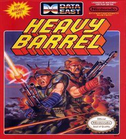 Heavy Barrel ROM