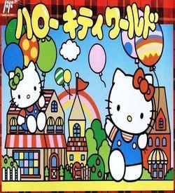 Hello Kitty World [T-Eng1.0] ROM