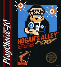 Hogan's Alley (PC10) ROM