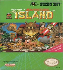 Hudson's Adventure Island  [T-Span0.99] ROM