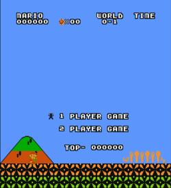 Hungry Mario (SMB1 Hack) ROM