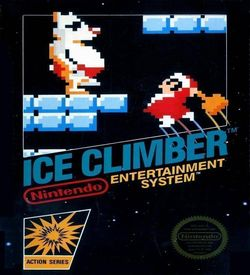 Ice Climber (VS) (Player 2 Mode) ROM