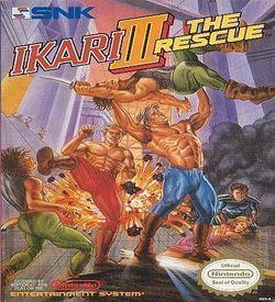 Ikari 3 - The Rescue ROM