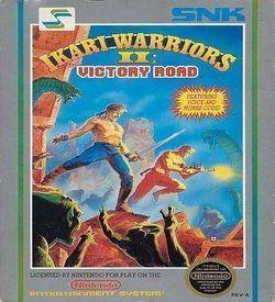 Ikari Warriors 2 - Victory Road ROM