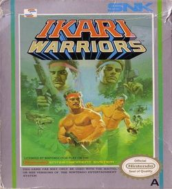 Ikari Warriors ROM