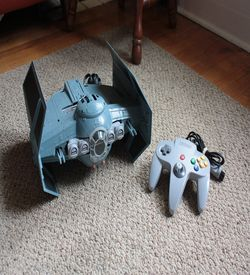 Tie Fighter 2 (SMB2 Hack) (Old) ROM