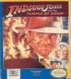 Indiana Jones And The Temple Of Doom (Tengen) ROM