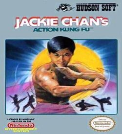 Jackie Chan's Action Kung Fu ROM