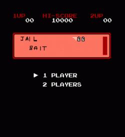 Jail Bait (Pac-Man Hack) ROM