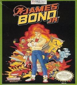 James Bond Jr ROM