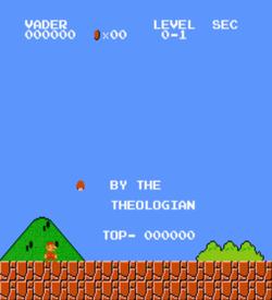 Jedi Mario Bros (SMB1 Hack) ROM