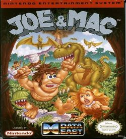 Joe & Mac ROM