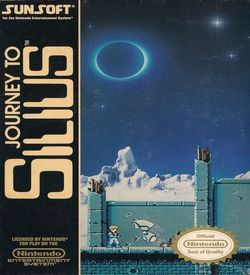 Journey To Silius [T-Span1.0] ROM