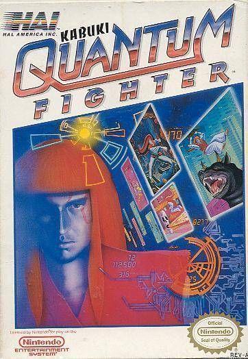 Kabuki - Quantum Fighter [T-Port]
