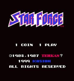 Kaison Star Force (Hack) ROM