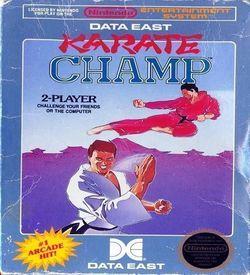 Karate Champ ROM