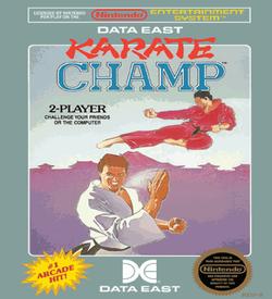 Karate Champ [T-Span0.99] ROM
