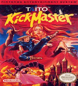 Kick Master ROM