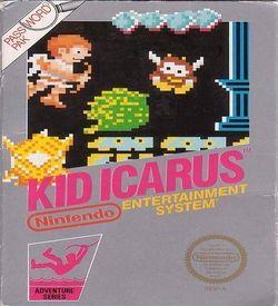 Kid Icarus (Parthena No Kagami - Hikari Shinwa) [T-Jap] ROM