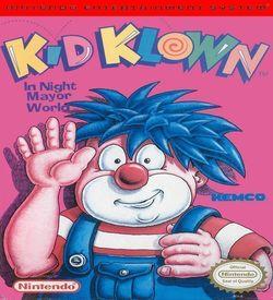 Kid Klown ROM