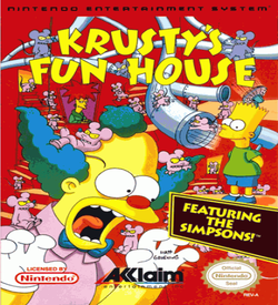 Krusty's Fun House ROM