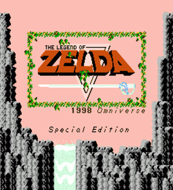 Legend Of Zelda, The - Special Edition (Hack) ROM