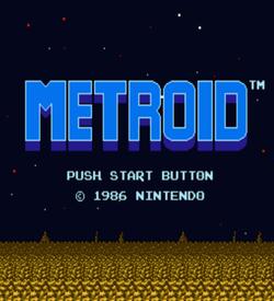 Metroid Challenge V0.55 (Metroid Hack) ROM