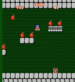 Mighty Bomb Jack [hM00] ROM